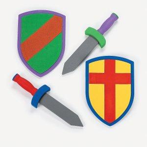 toy swords