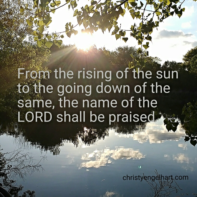 from the rising of the sun2